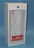 C-100 Classic Series Fire Extinguisher Cabinet